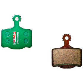 SwissStop Disc 30 Organic Brake Pads Magura MT2, MT4, MT6, MT8, green